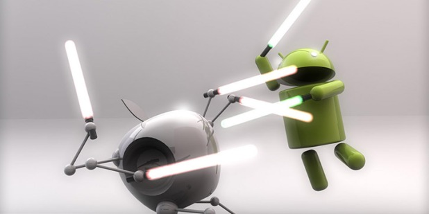 android-vs-apple-smartphones