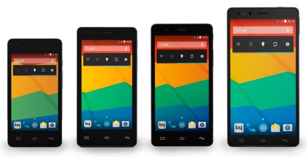 smartphones-aquaris-e-bq